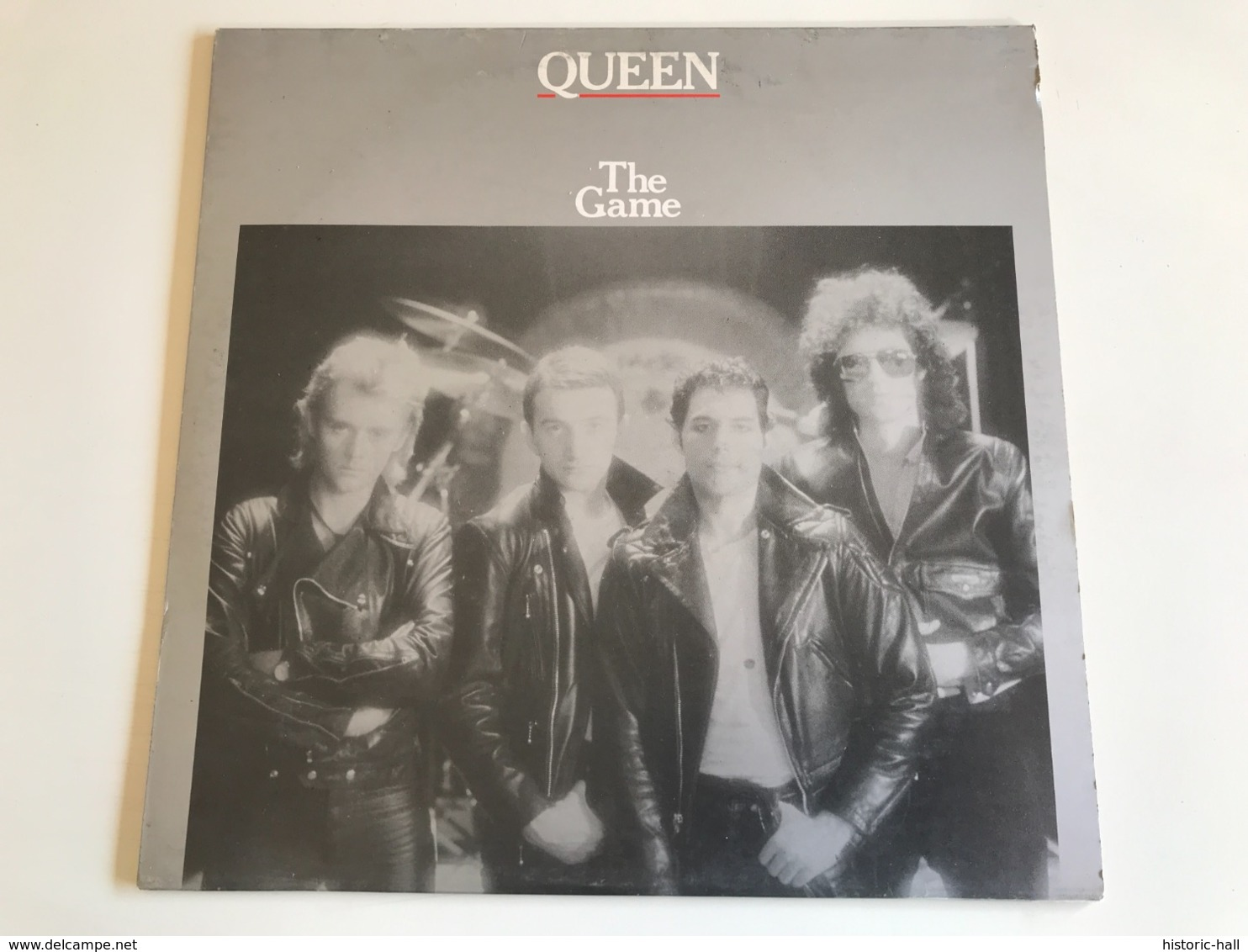 QUEEN «the Game» LP French Press - Rock
