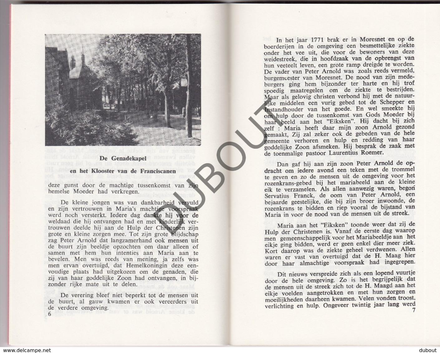 MORESNET/Blieberg/Luik Onze Lieve Vrouw  (R277) - Books, Magazines, Comics