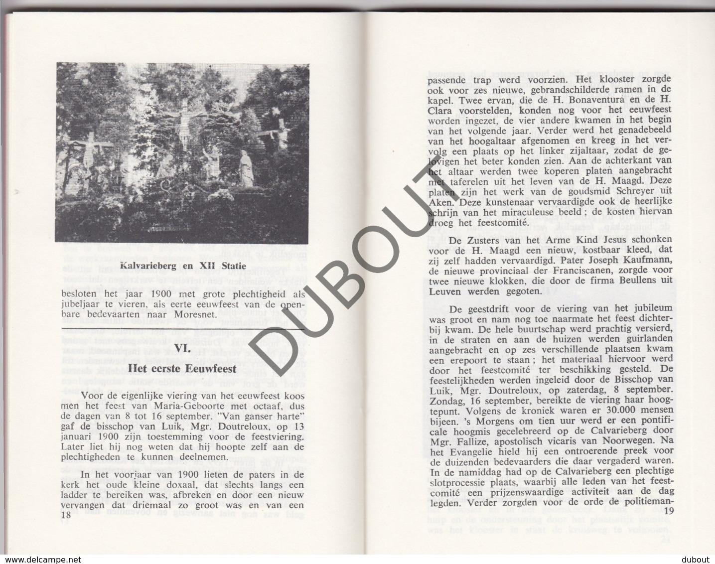 MORESNET/Blieberg/Luik Onze Lieve Vrouw  (R277) - Boeken, Tijdschriften, Stripverhalen