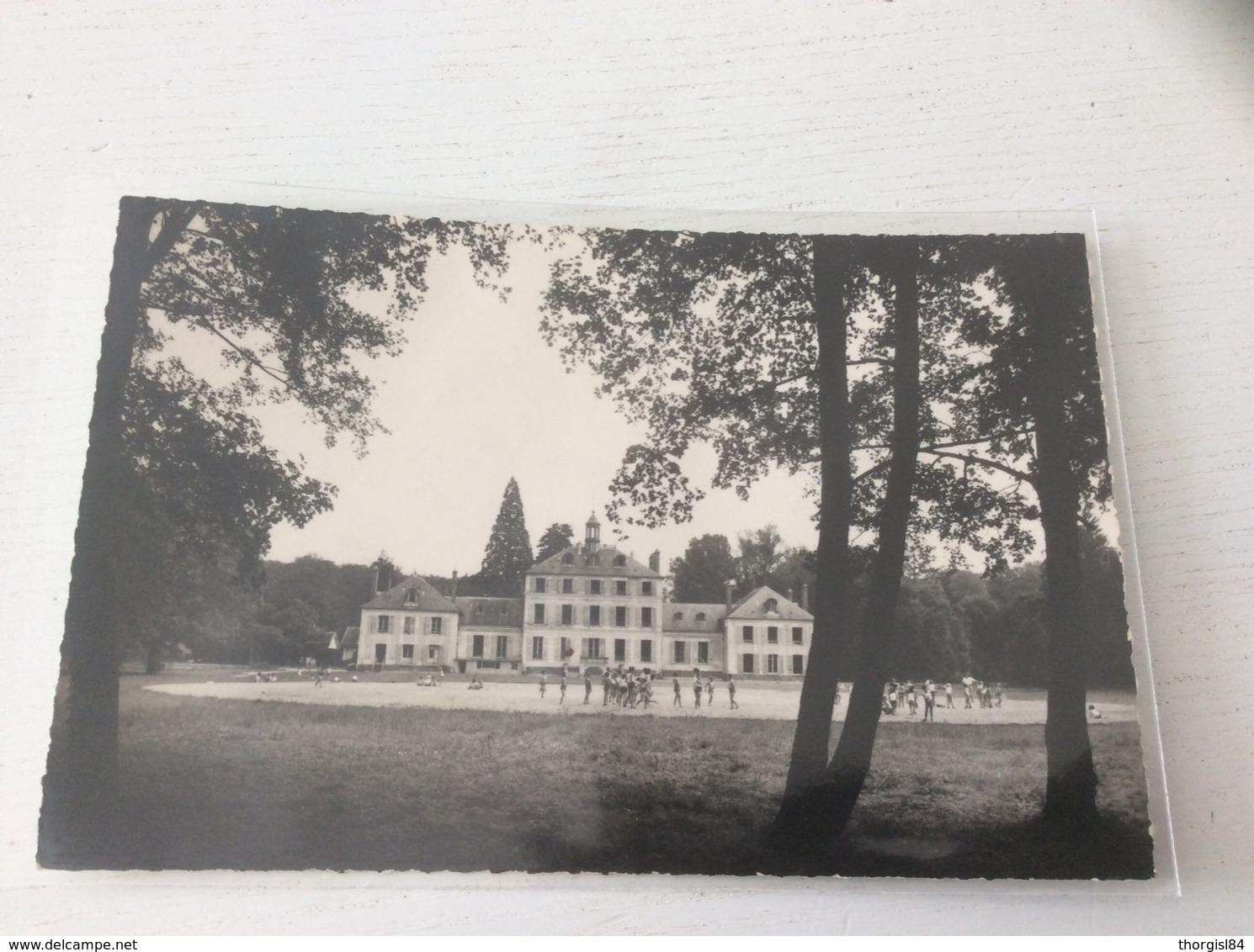 § TAMPON FLAMME § 45 - DORDIVES Le Château De Thurelles écrite Timbrée - Dordives