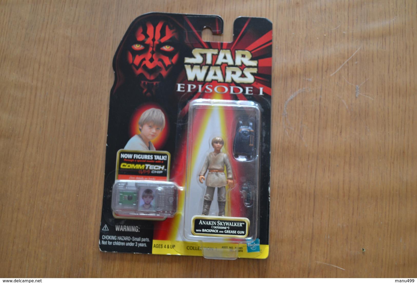 Star Wars  - Episode 1 - Anakin Skywalker (Tatooine) - Episodio I