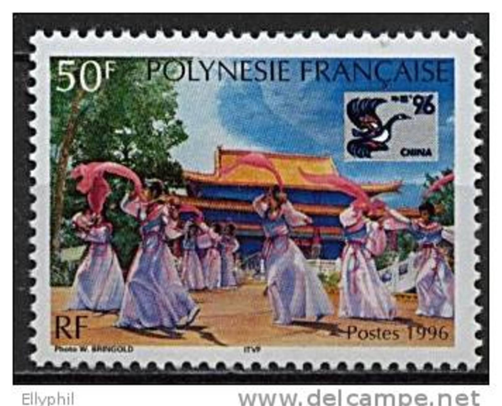 Polynésie, N° 509** Y Et T - Neufs