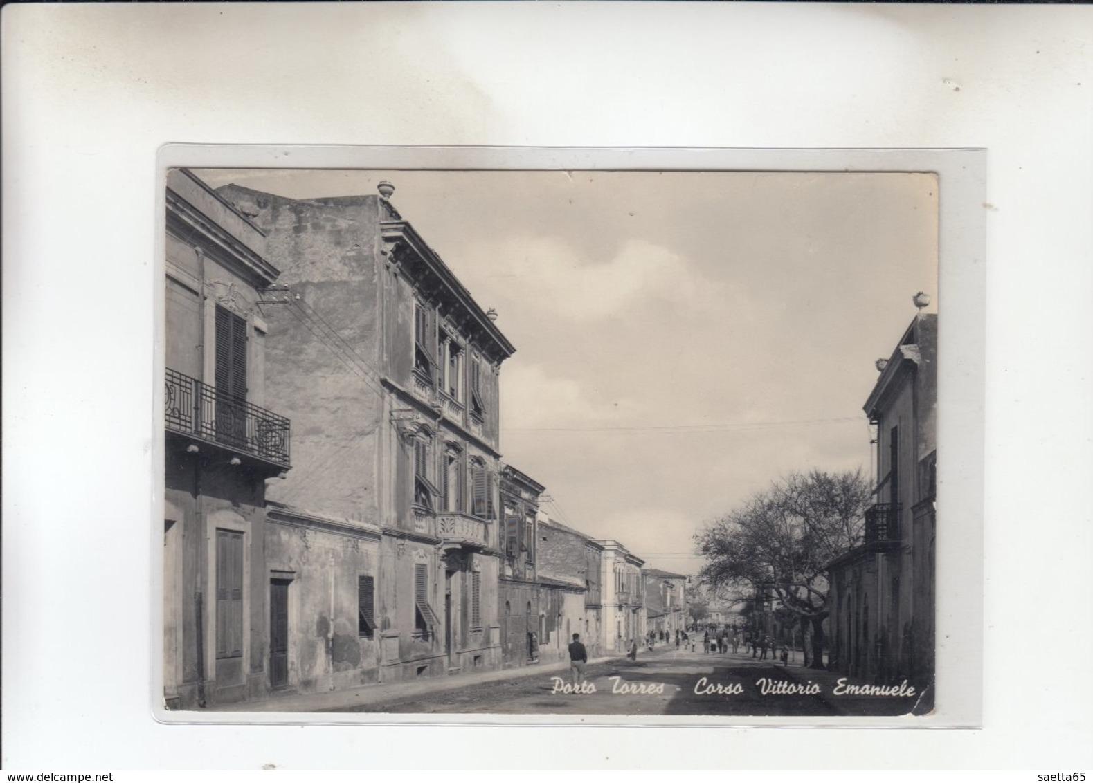 Porto Torres -via - Sassari