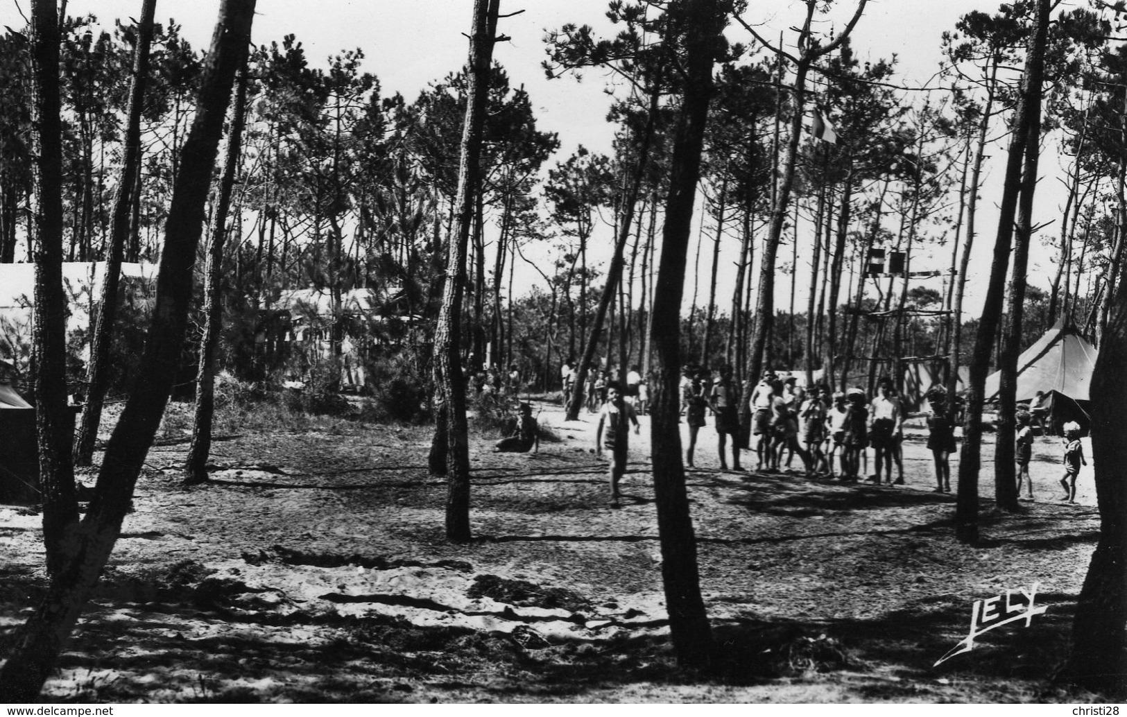 DPT 85 BRETIGNOLLES-sur-MER Forêt Des Dunes Colonie Des Piverts - Bretignolles Sur Mer