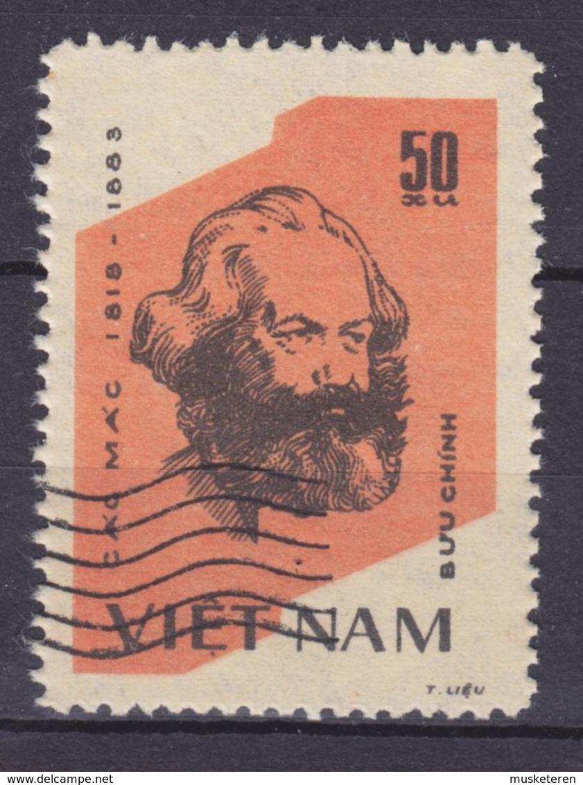 Vietnam 1983 Mi. 1367    50 Xu Karl Marx, Deutscher Philosoph Und Nationalökonom - Vietnam