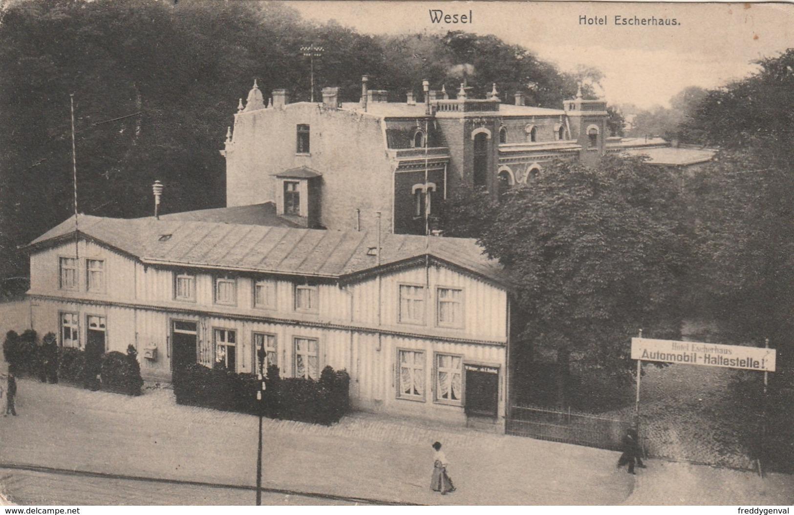 WESEL HOTELESCHERHAUS - Allemagne