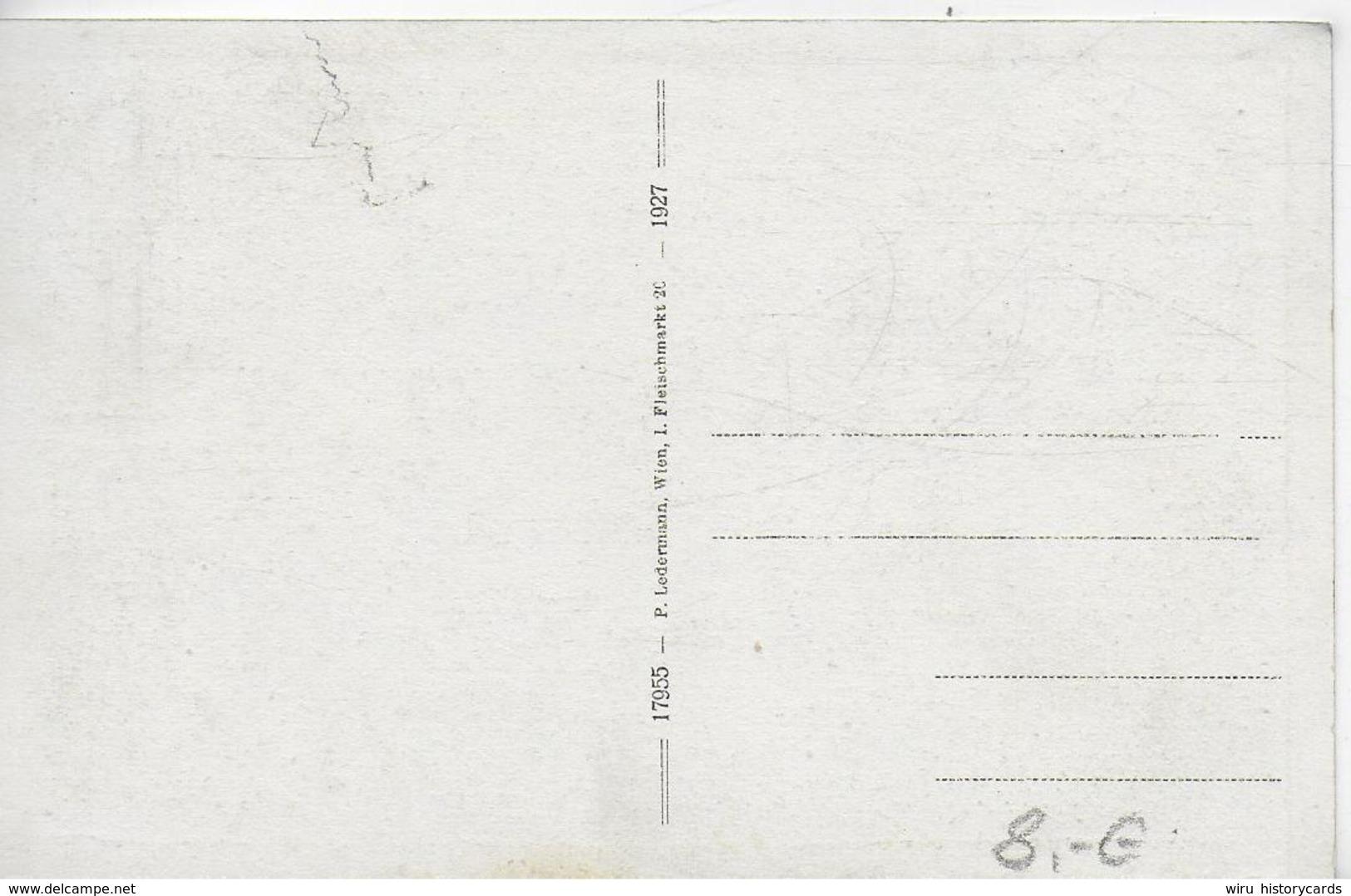 AK 0334  Semmering Mit Kalter Rinne Gegen Rax & Polleros-Tunnel / Verlag Ledermann Um 1927 - Semmering