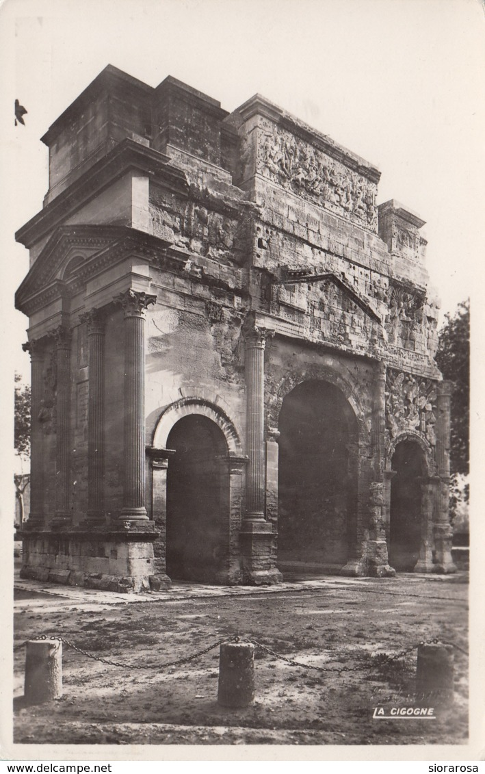 Francia. Orange. Arco Di Trionfo - Arc De Trionphe - Monuments