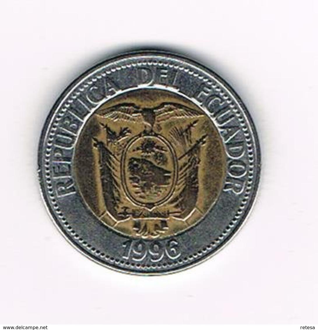 //  ECUADOR  1000 SUCRES  1996 - Ecuador