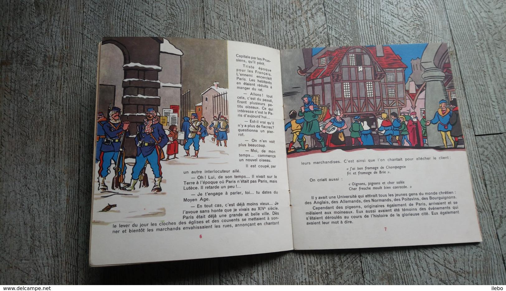 Au Paradis Des Animaux Alain Saint Ogan N°5 La Vache Qui Rit  Illustré Enfantina - Libri, Riviste, Fumetti