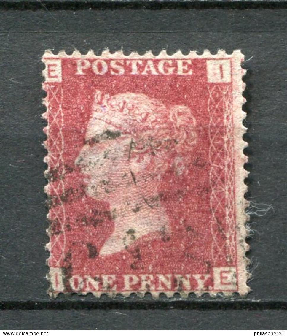 Great Britain Nr.16 Platte:174     (I-E)      O  Used      (1181) - 1840-1901 (Victoria)