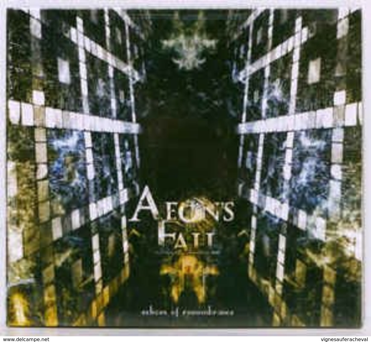 Aeon's Fall- Echoes Of Remembrance - Hard Rock & Metal