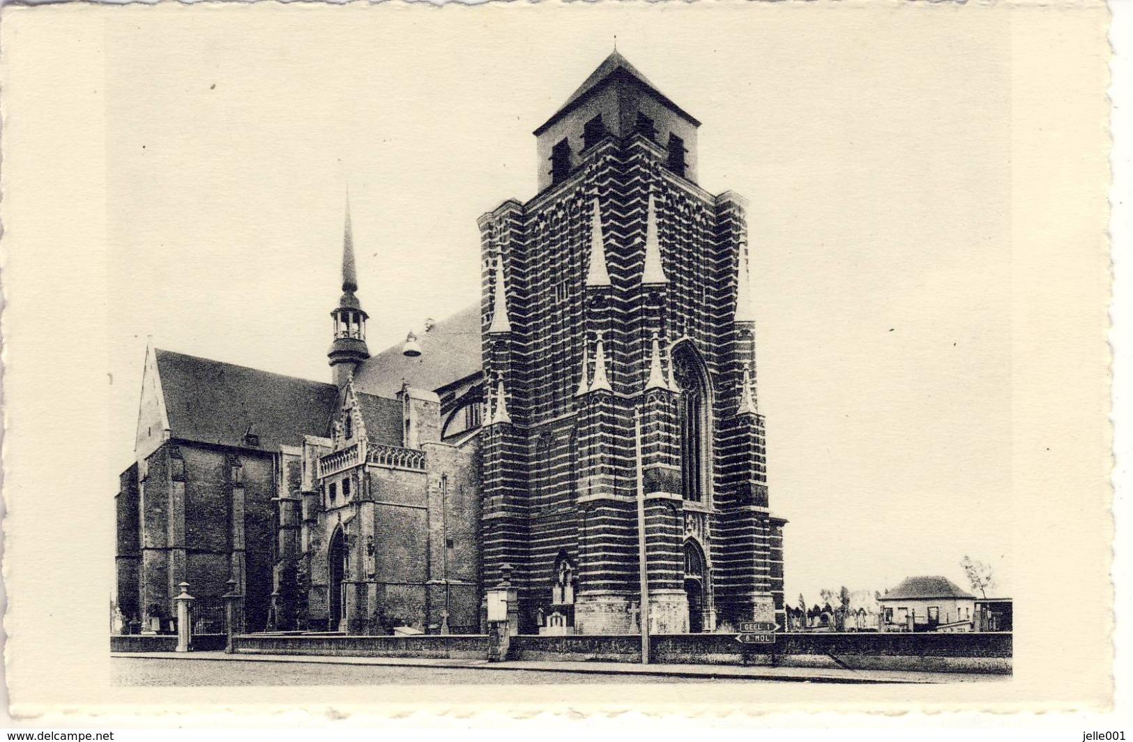 Geel Ste-Dymphnakerk - Geel