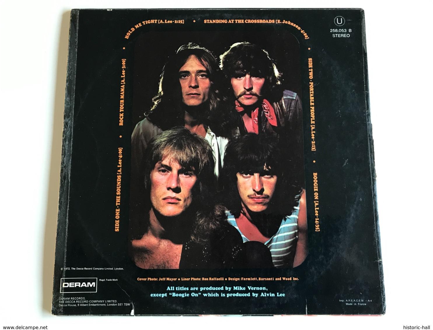 ALVIN LEE & COMPANY Ten Year After LP - Rock