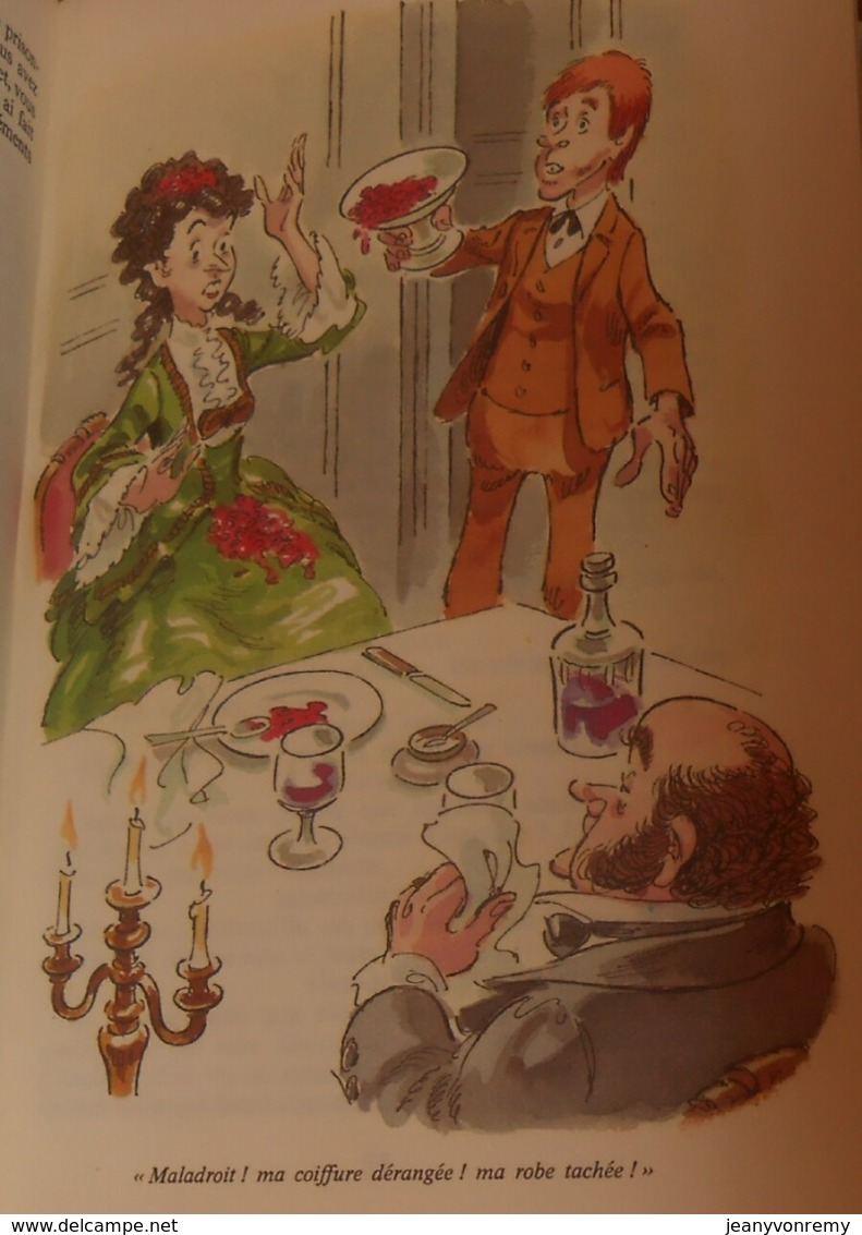 La Soeur De Gribouille. Comtesse De Ségur. 1982. - Libri, Riviste, Fumetti