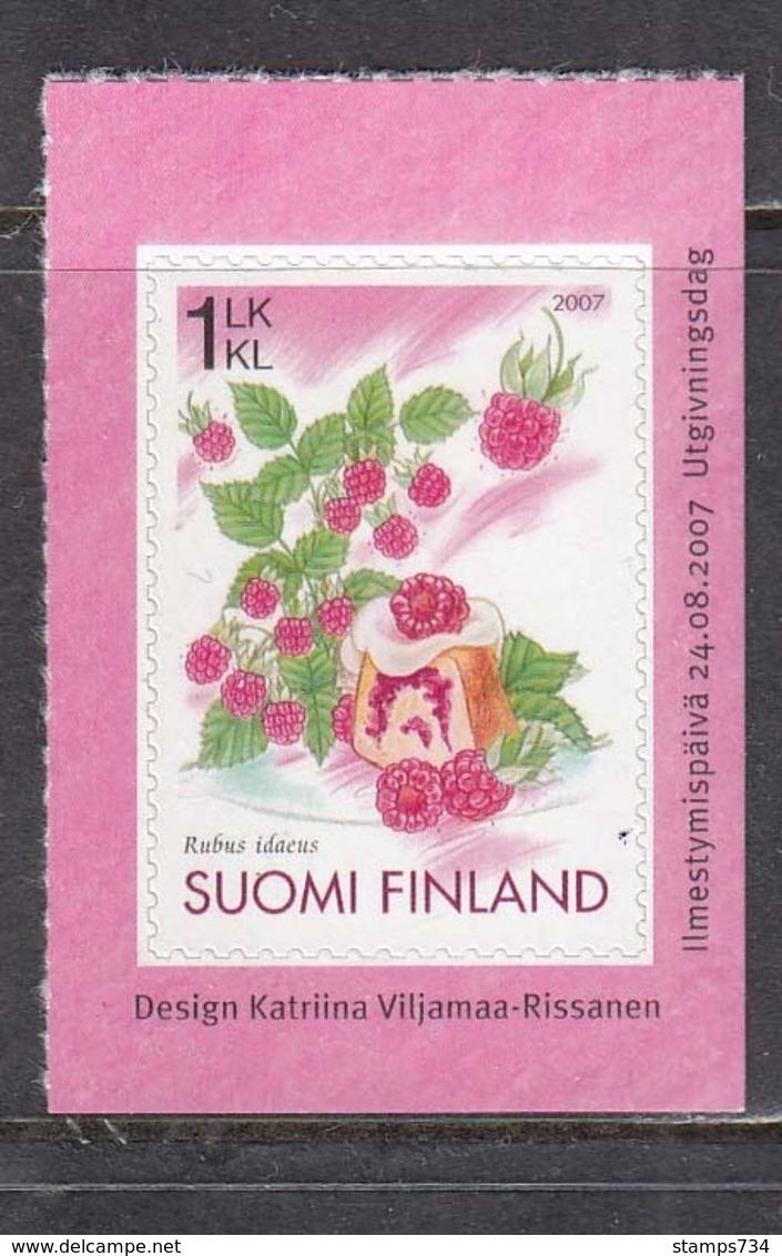 Finland 2007 - Beeren, Mi-Nr. 1860, MNH** - Finland