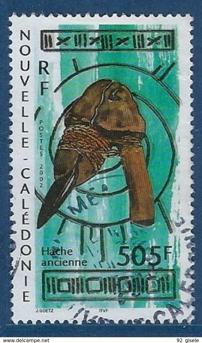 """Nle-Caledonie YT 866 """" Hache Ancienne """" 2002 Oblitéré - Neukaledonien"""