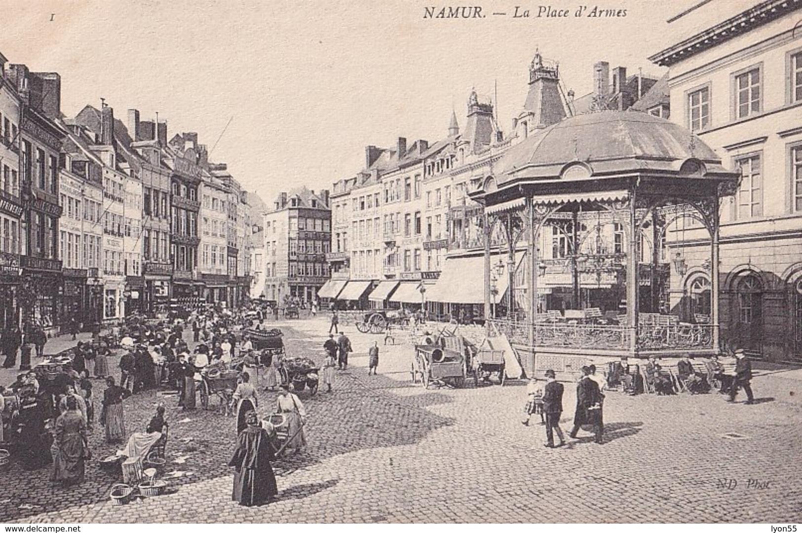 Namur La Place D'Armes - Namur