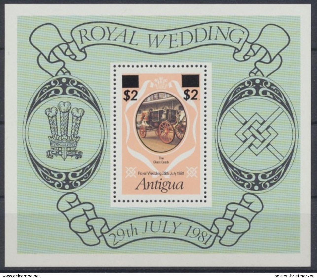 Antigua Und Barbuda, Michel Nr. Block 77, Postfrisch / MNH - Antigua Und Barbuda (1981-...)