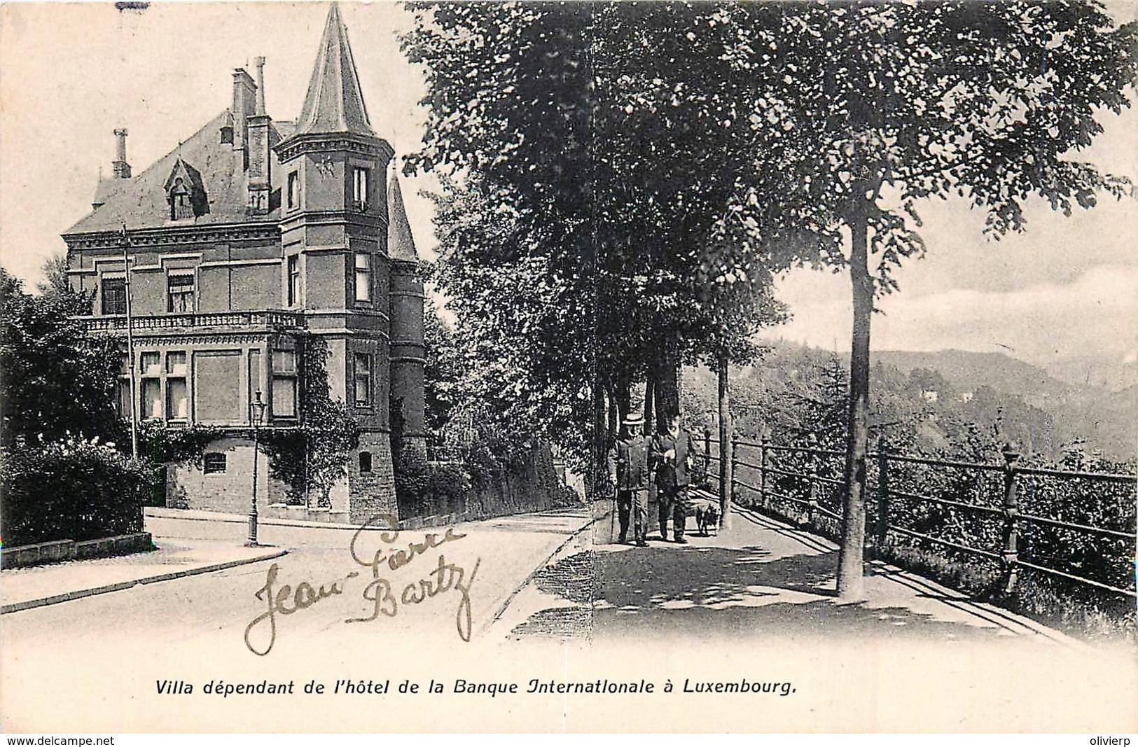 Luxembourg - Villa Dépendant De L' Hôtel De La Banque Internationale - Luxembourg - Ville