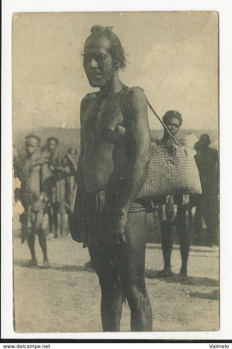 Timor Português - Tipos E Costumes (Um Dagadá) - East Timor