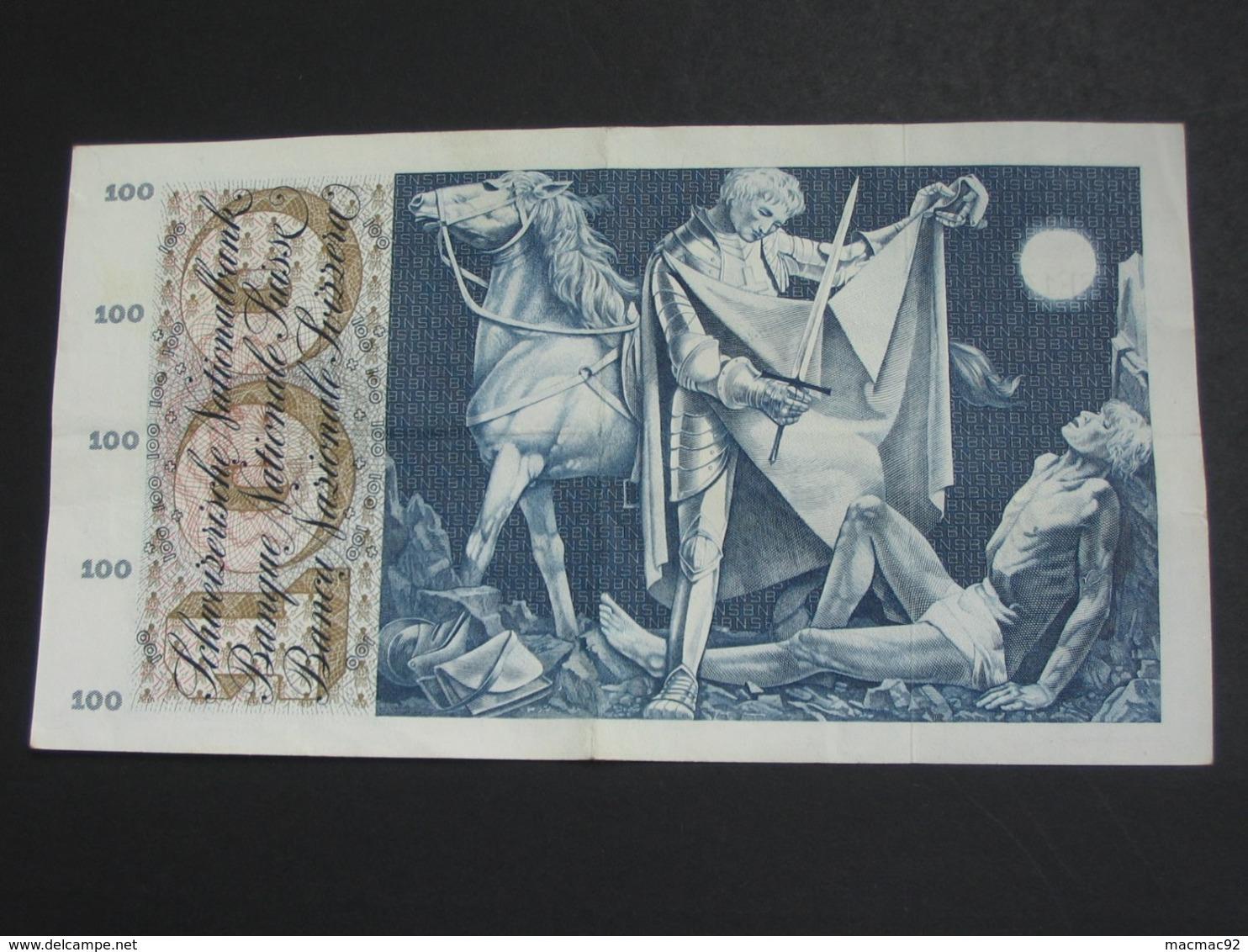 100 Francs SUISSE 2 Avril 1964 - Banque Nationale Suisse - Schweizerische Nationalbank  **** EN ACHAT IMMEDIAT **** - Switzerland