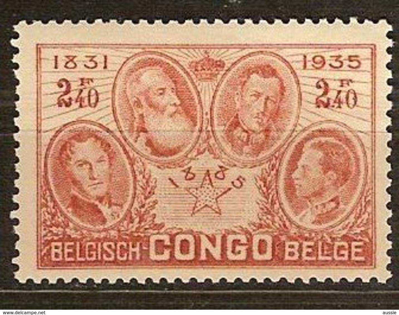 Belgisch Congo Belge 1935 OBCn° 188 (*) MLH Cote 5,50 Euro - 1923-44: Nuevos