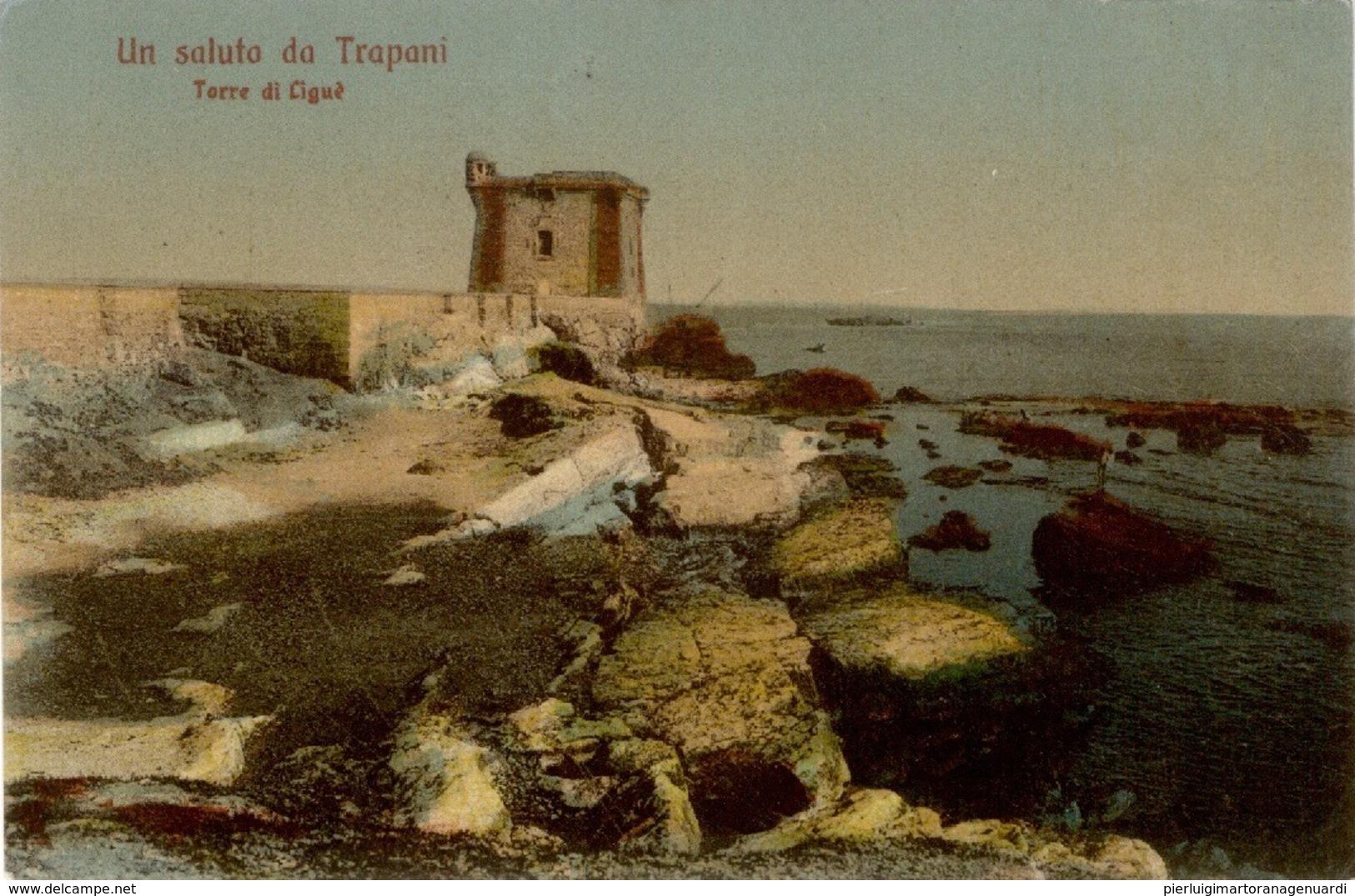 10856 Trapani - Torre Di Liguè - Trapani