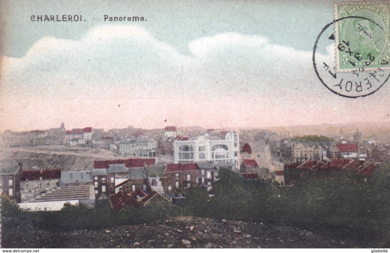 CHARLEROI - Panorama - Charleroi