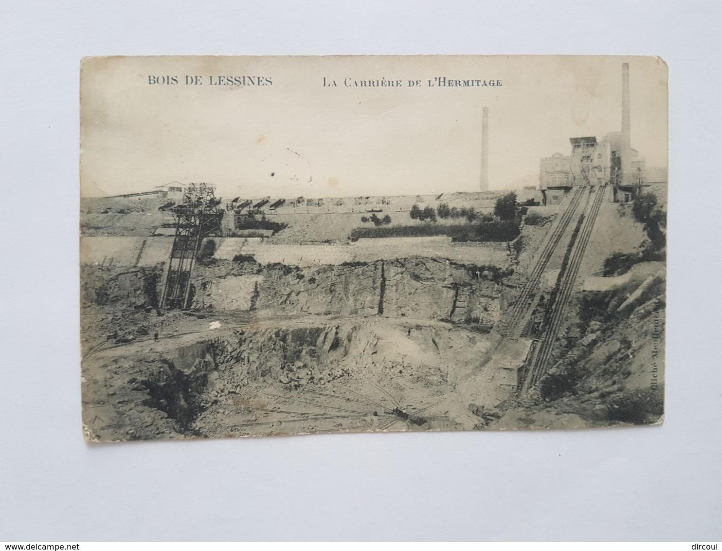 41762  -   Bois  De  Lessines  La  Carrière  De  L' Hermitage - Lessines