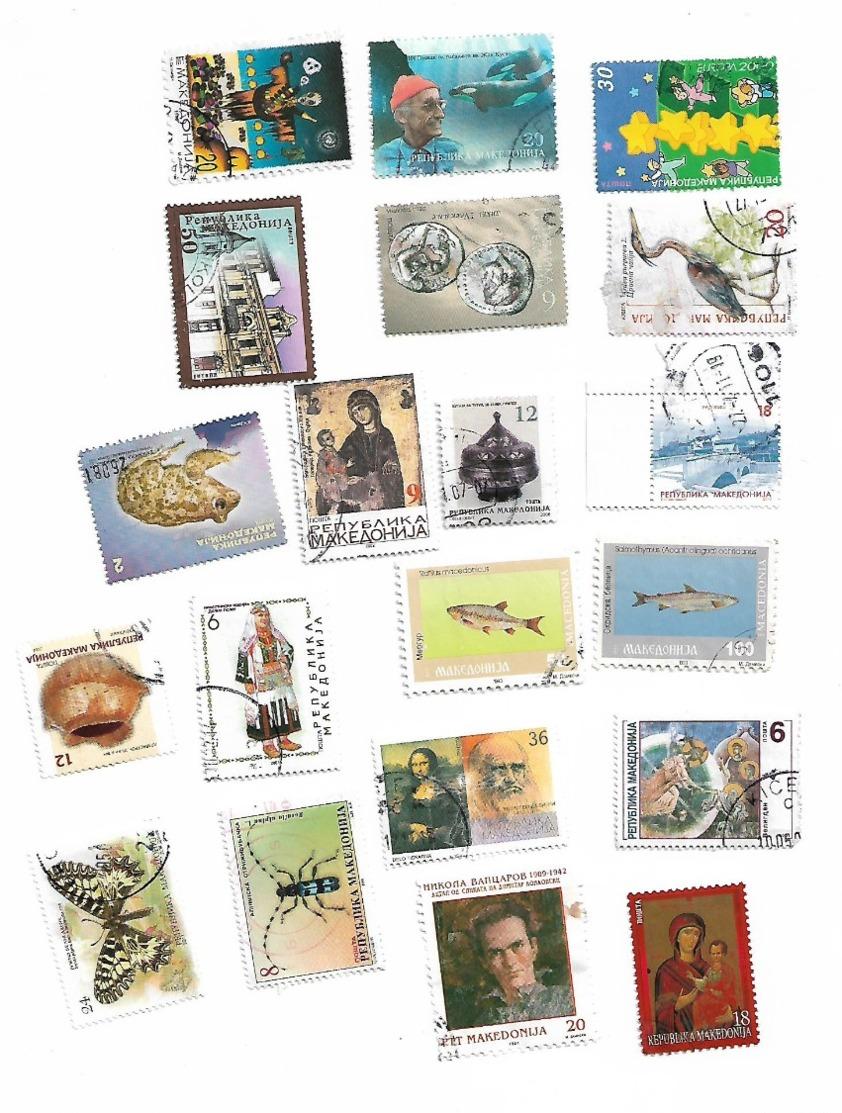 Macedonia LOT 20 Stamp 1 - Macedonia