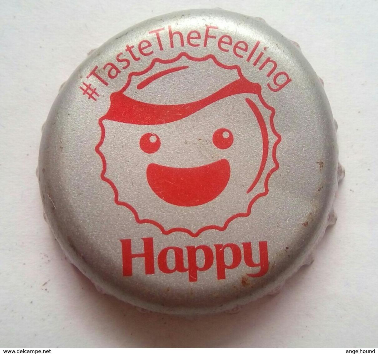 Coca Cola Happy - Soda