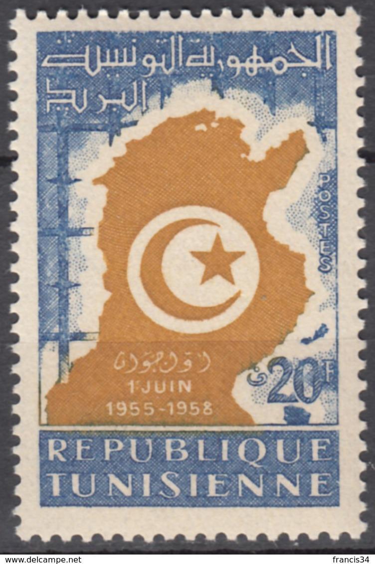 N° 456 - X X - ( E 62 ) - Tunisia (1956-...)
