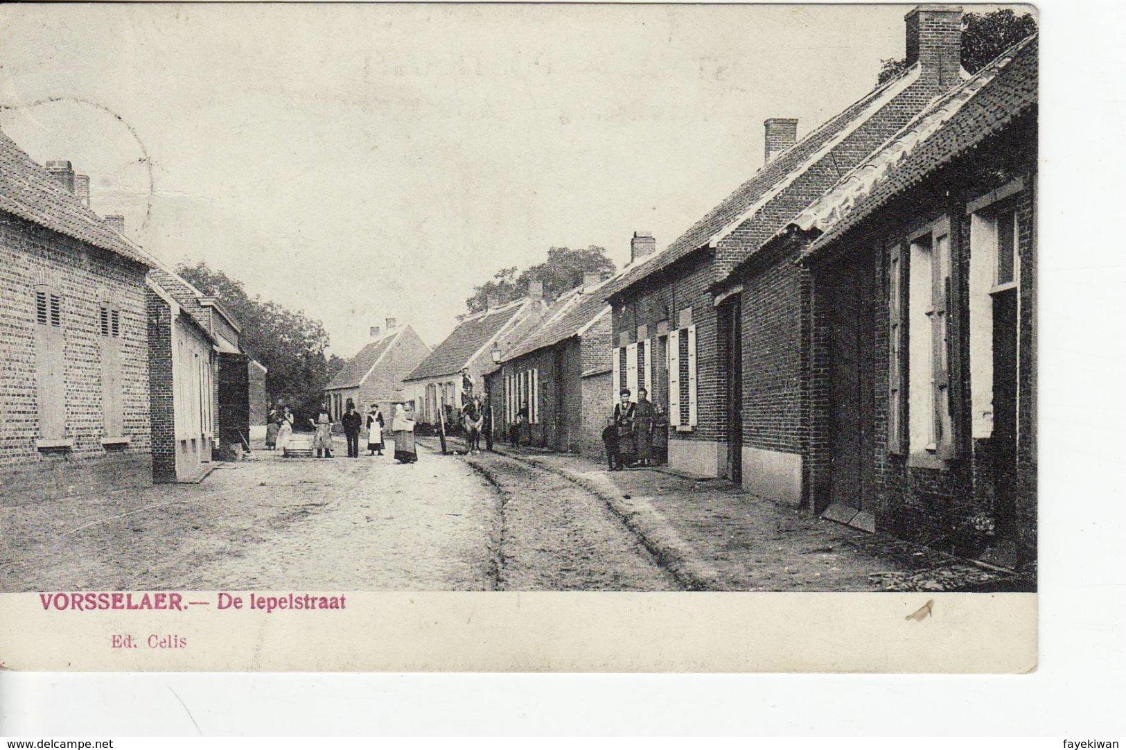 """Vorselaar - Vorsselaer """" Zicht Op De Lepelstraat - - Vorselaar"""