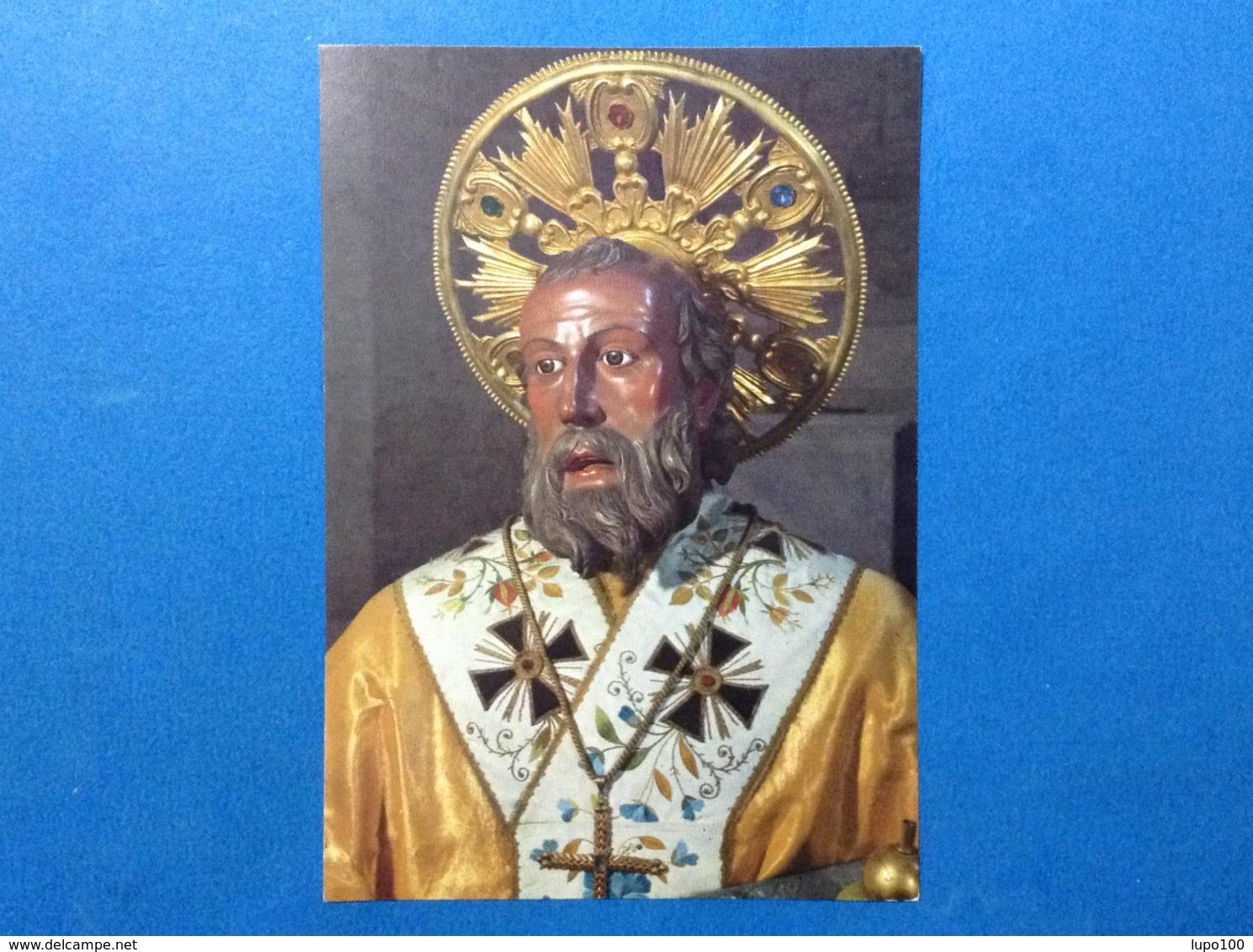 Santino Holy Card Image Pieuse Formato Cartolina S Nicola Di Bari - Santini