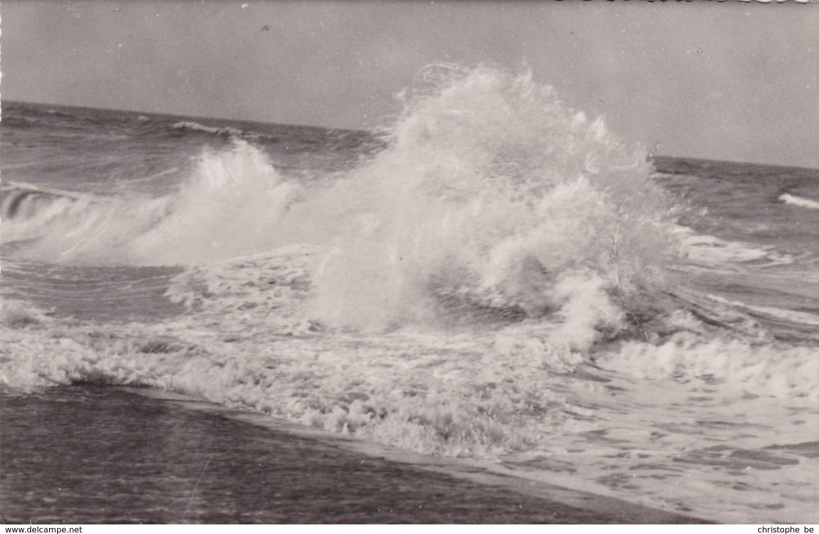 De Panne, Woelige Zee (pk61862) - De Panne