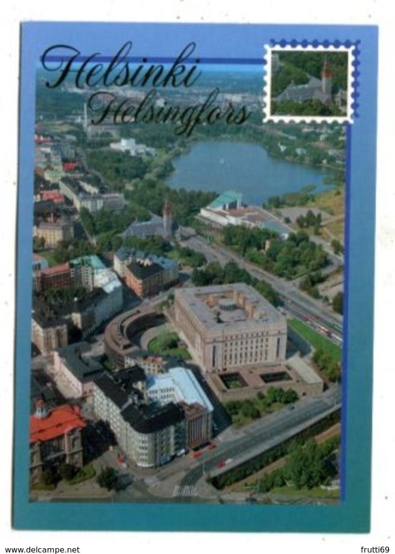 FINLAND - AK 362861 Helsinki - Helsingfors - Finnland