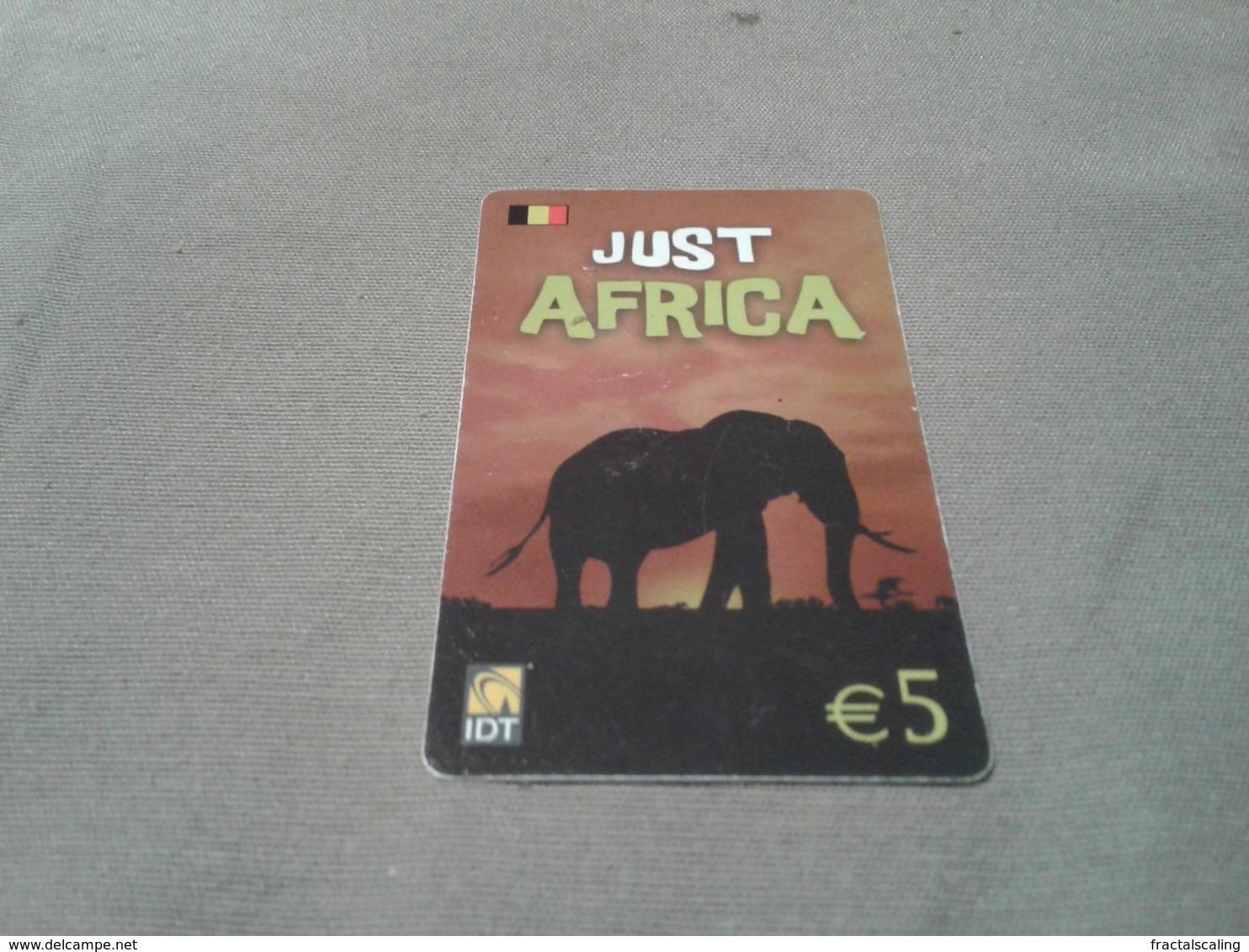 Belgium - Nice Prepaid Phonecard - Belgio