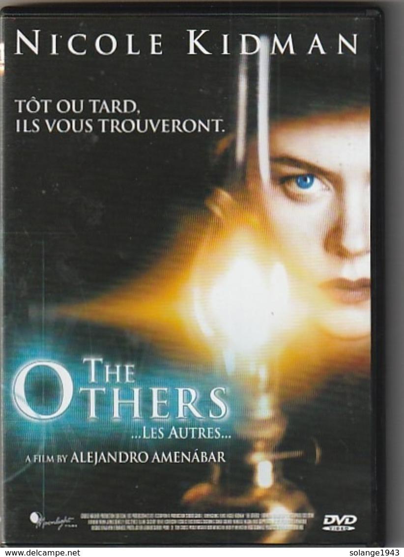 DVD THE OTHERS  Avec Nicole Kidman     Etat: TTB Port 110 Gr Ou 30gr - Sci-Fi, Fantasy