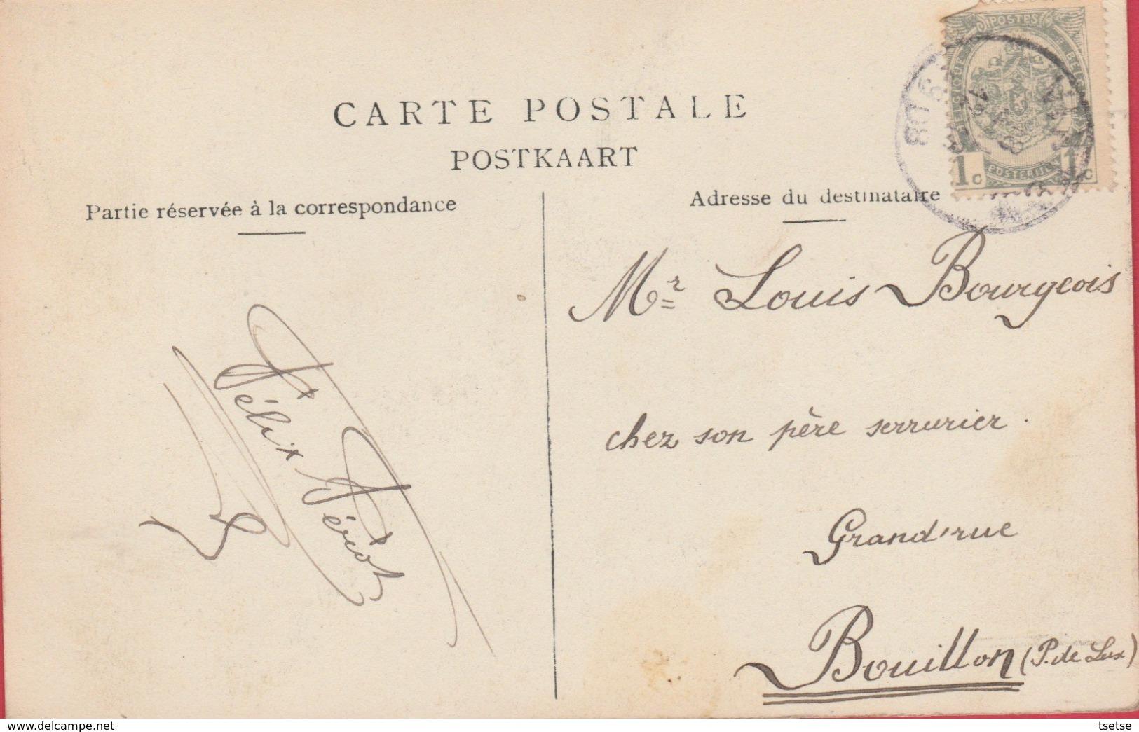 Virton-Saint-Mard - La Maison Des Soeurs -1908 ( Voir Verso ) - Virton