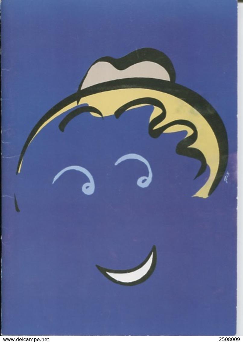 """CHARLES TRENET- 45 T"""" L'ami Des Lendemains""""+ Programme Concert Année 1989 - Musicals"""