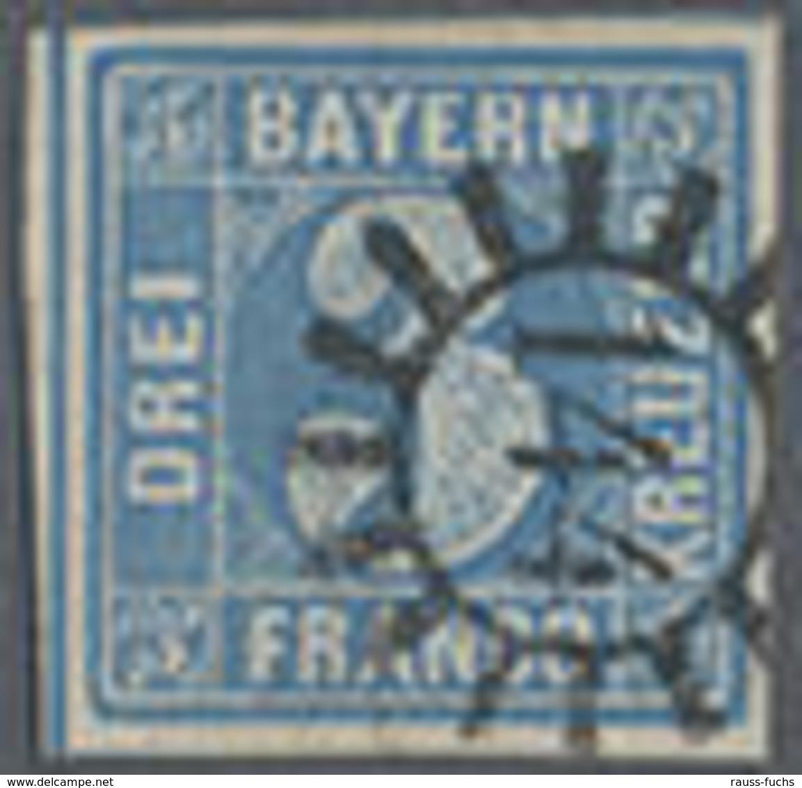 Ab 1850, ST. INGBERT, GMS: 144 Auf Bayern-Nr. 2, Kabinett - Saar