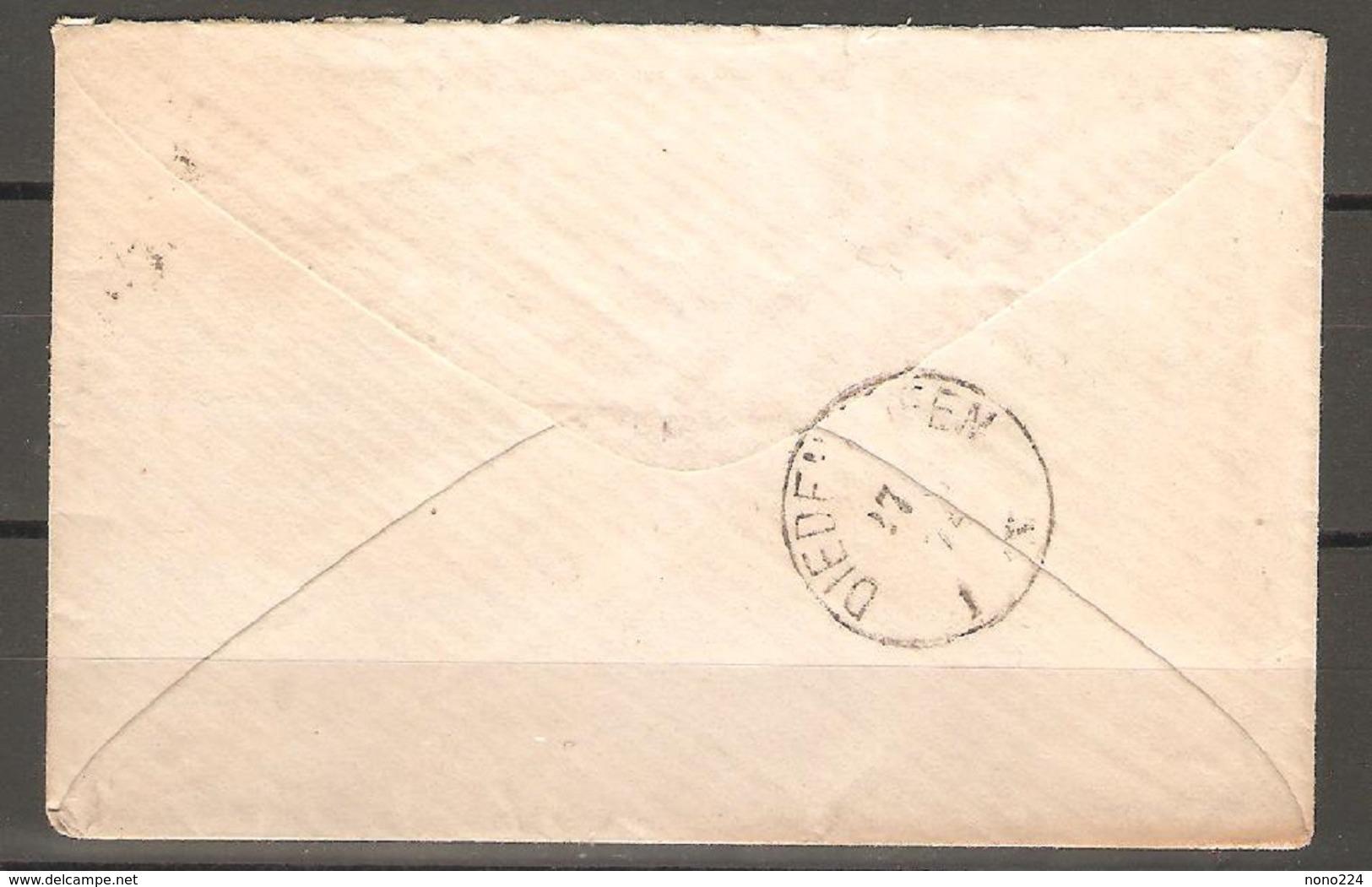 Lettre De 1874 ( Allemagne ) - Germany