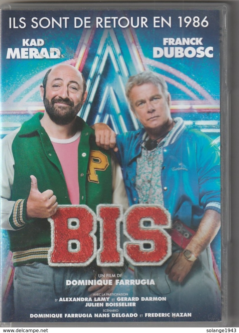 DVD  BIS  Kad Merad Franck Dubosc   Etat: TTB Port 110 Gr Ou 30gr - Komedie