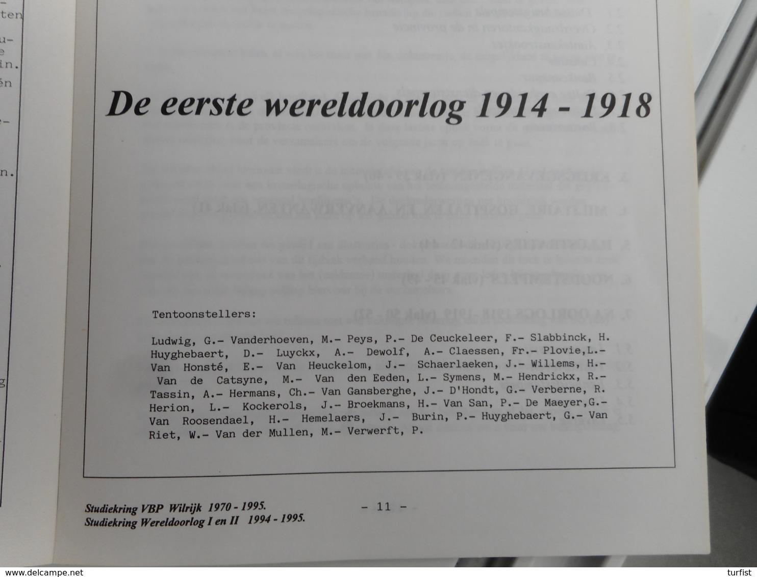 COPIEN VAN VERSCHILLENDE FILATELISTISCHE STUDIES IN VERBANT MET  WO I - Philatelie Und Postgeschichte