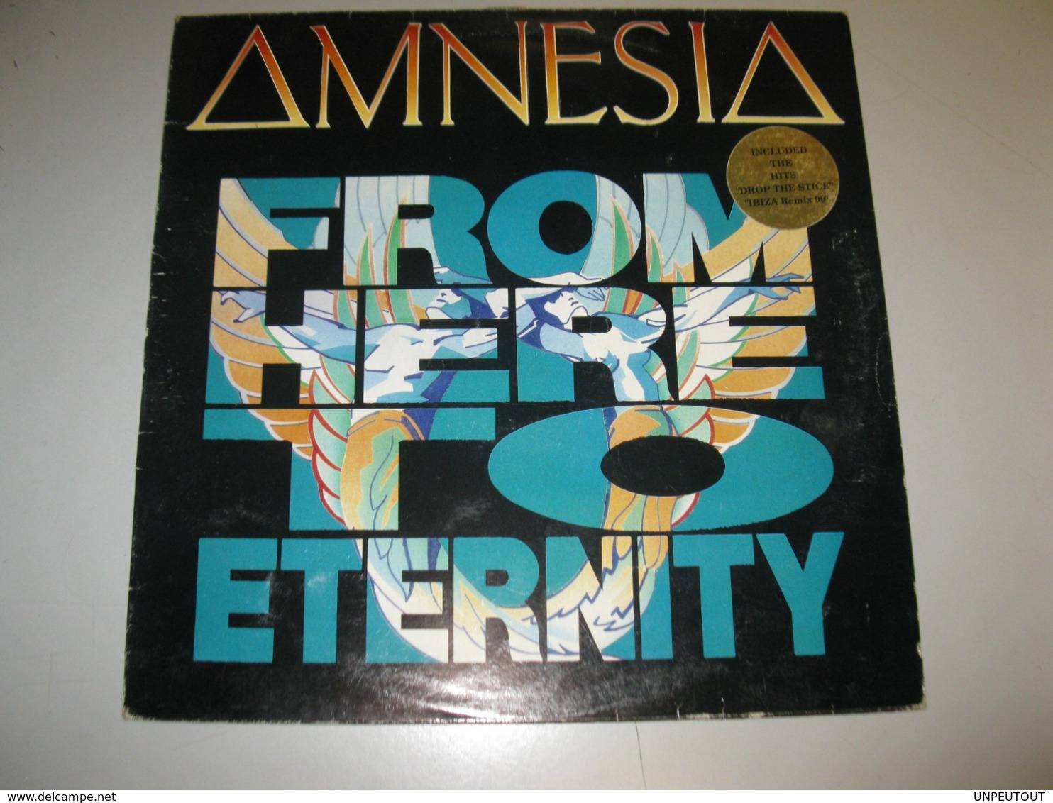 """VINYLE AMNESIA """"FROM HERE TO ETERNITY"""" 33 T BIRD / BMG (1990) - Unclassified"""