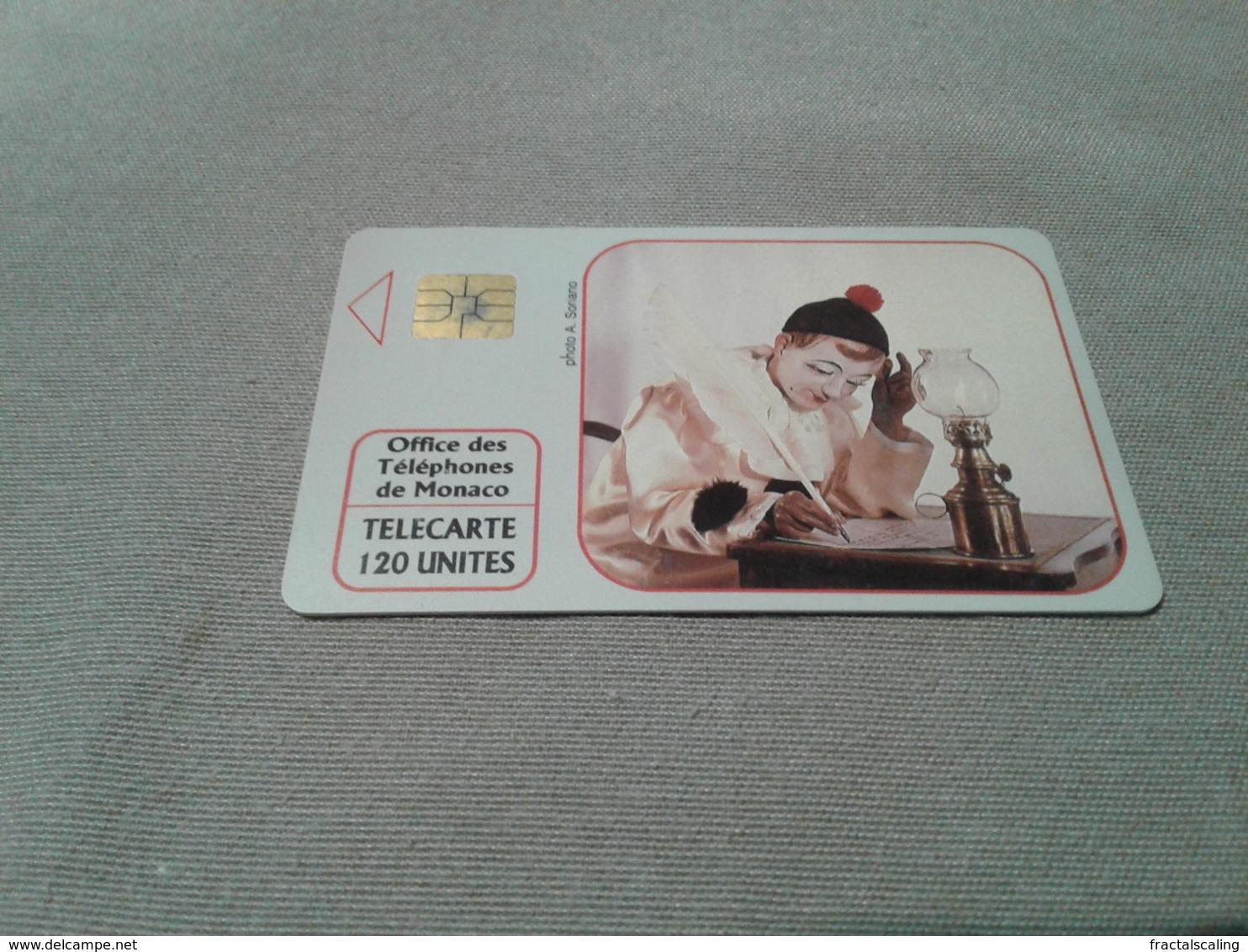 Monaco- Nice Phonecard - Monaco
