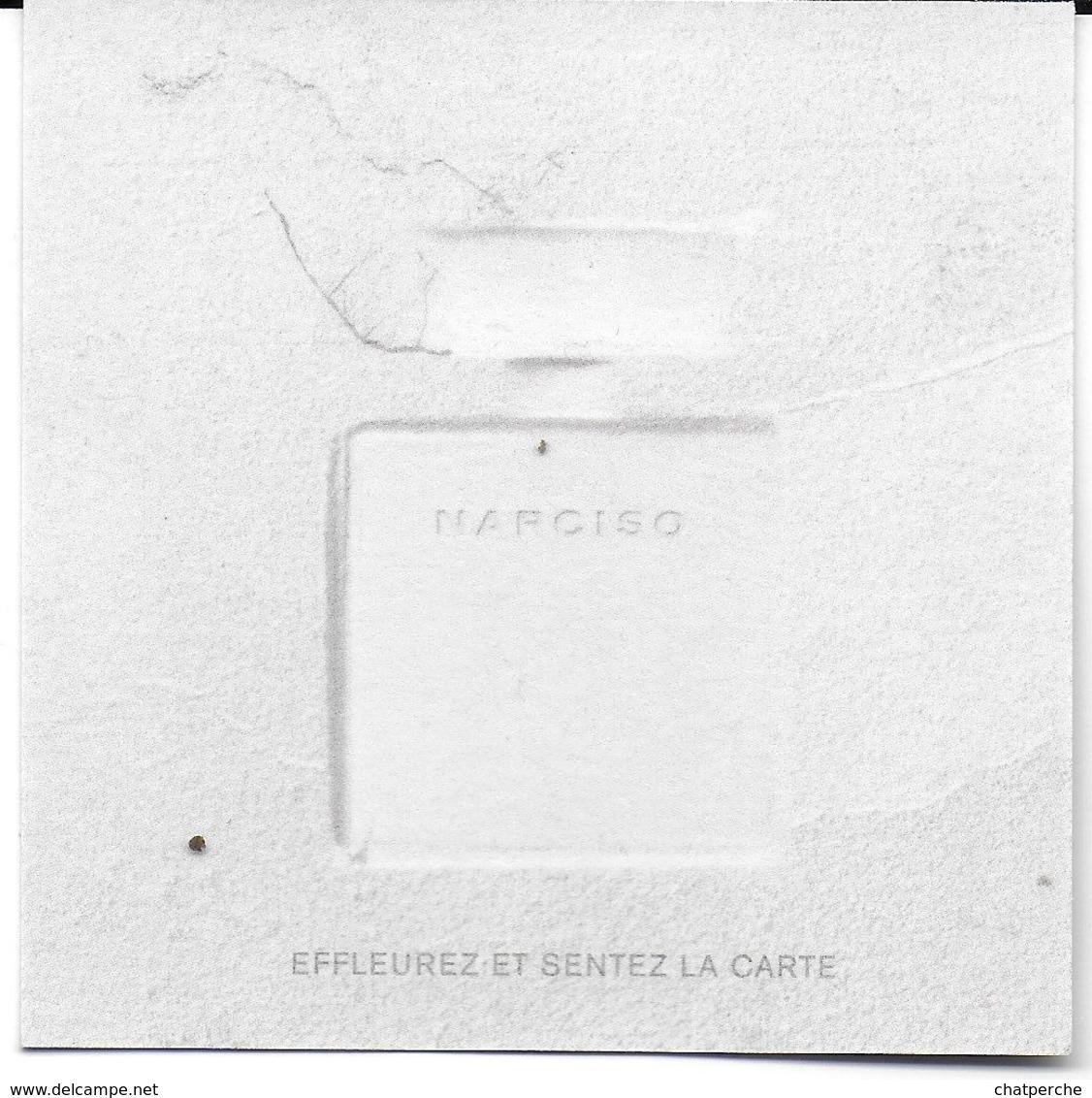PARFUM  ÉCHANTILLON POUR COLLECTIONNEUR - Perfume Cards