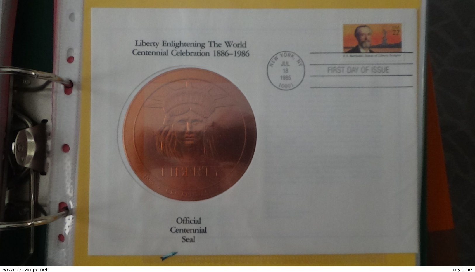 Dispersion D'une Collection D'enveloppe 1er Jour Et Autres Dont 137 Des USA - Collezioni (in Album)