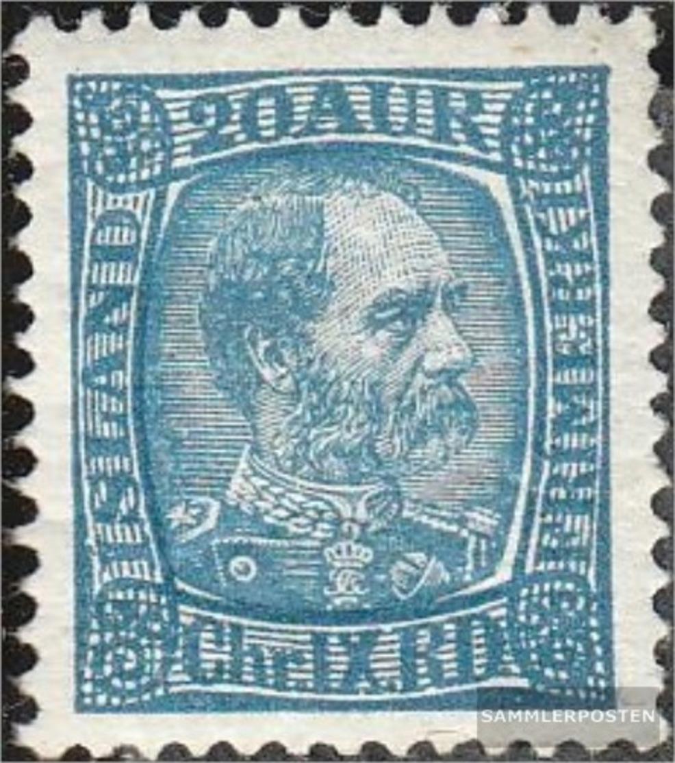 Islanda 41 Usato 1902 Christian - Prefilatelia